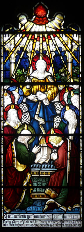 The Stained Glass Windows of Christ Church, Stone