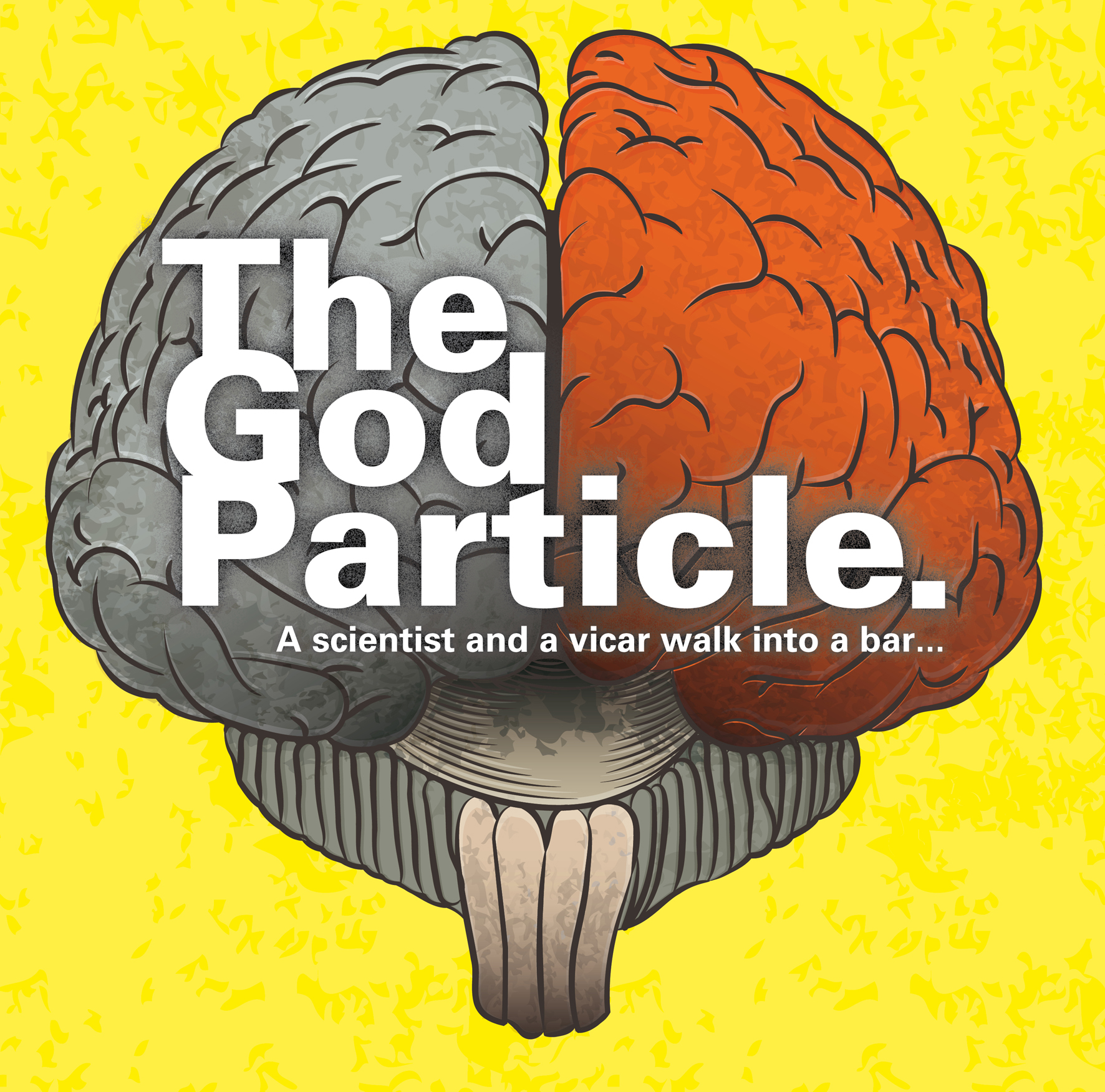 The God Particle Brain with strap2